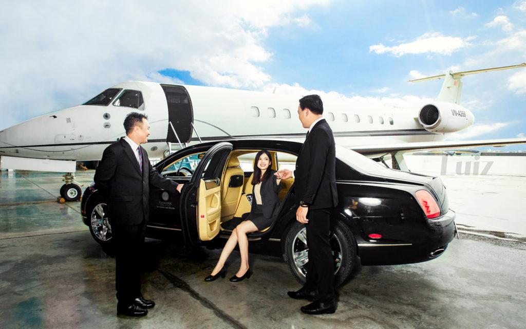 Cho thuê chuyên cơ - máy bay riêng tại Việt Nam
